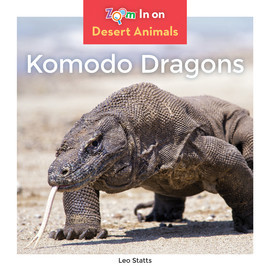 Cover: Komodo Dragons