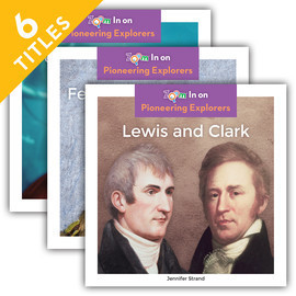 Cover: Pioneering Explorers