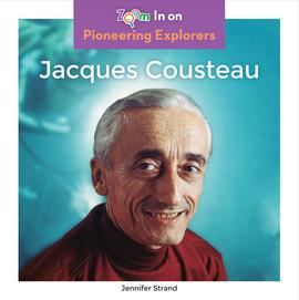 Cover: Jacques Cousteau