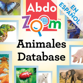 Cover: Abdo Zoom Animales Database