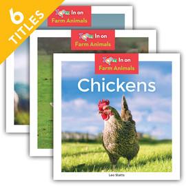 Cover: Farm Animals