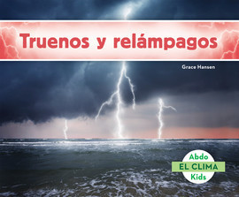 Cover: Truenos y relámpagos