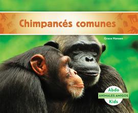 Cover: Chimpancés comunes