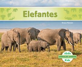 Cover: Elefantes