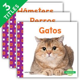 Cover: Mascotas (Family Pets) (Spanish Version)