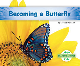 Cover: Becoming a Butterfly