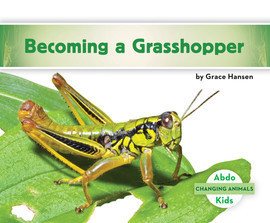 Cover: Becoming a Grasshopper
