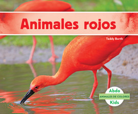 Cover: Animales rojos