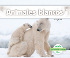Cover: Animales blancos