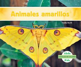 Cover: Animales amarillos