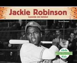 Cover: Jackie Robinson: Leyenda del béisbol