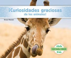 Cover: ¡Curiosidades graciosas de los animales!