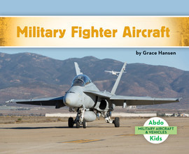 Cover: Military Fighter Aircraft
