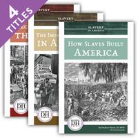 Cover: Slavery in America