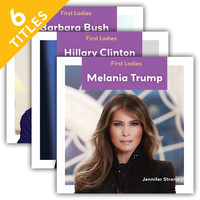 Cover: First Ladies Set 2
