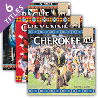 Cover: Native Americans Set 1