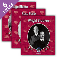 Cover: First Biographies Set 5