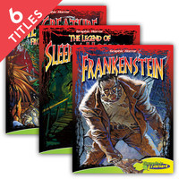 Cover: Graphic Horror Set 1