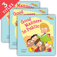 Cover: Good Manners Matter!