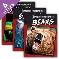 Cover: Xtreme Predators