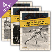 Cover: Negro Baseball Leagues