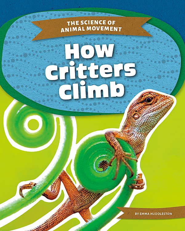 How Critters Climb
