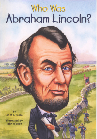 Cover: Who Was Abraham Lincoln?