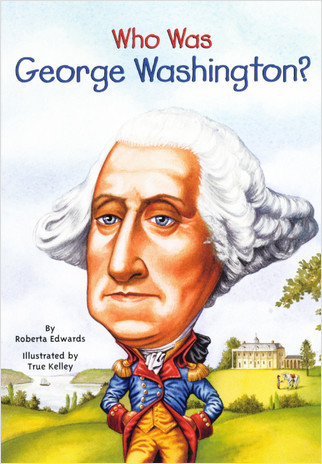 Cover: Who Was George Washington?