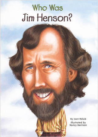 Cover: Who Was Jim Henson?