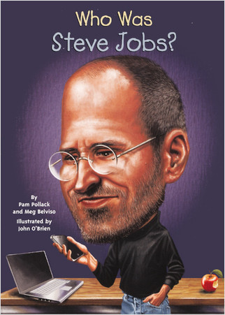 Cover: Who Was Steve Jobs?