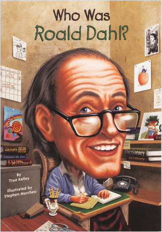 Cover: Who Was Roald Dahl?