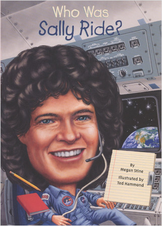 Cover: Who Was Sally Ride?