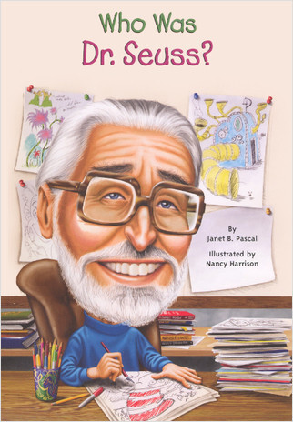 Cover: Who Was Dr. Seuss?
