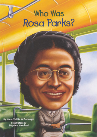 Cover: Who Was Rosa Parks?