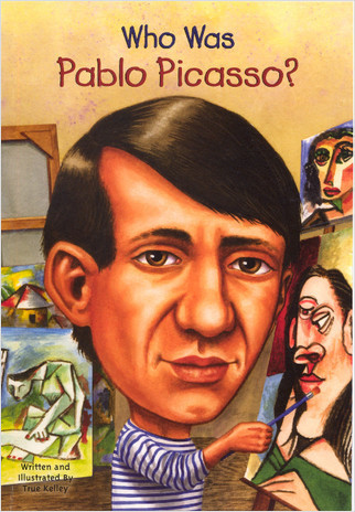 Cover: Who Was Pablo Picasso?