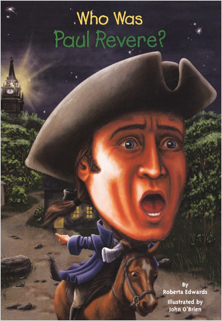 Cover: Who Was Paul Revere?