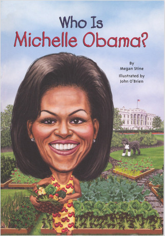 Cover: Who Is Michelle Obama?