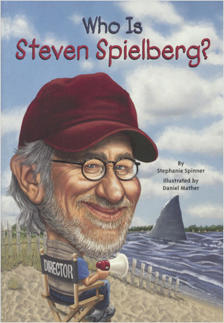 Cover: Who Is Steven Spielberg?