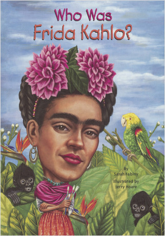 Cover: Who Was Frida Kahlo?