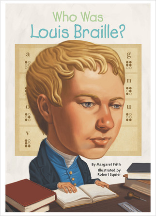 Cover: Who Was Louis Braille?