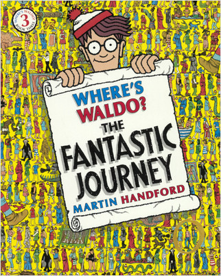 Cover: Where's Waldo? The Fantastic Journey