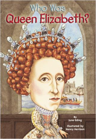 Cover: Who Was Queen Elizabeth?
