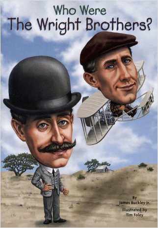 Cover: Who Were The Wright Brothers?