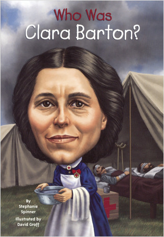 Cover: Who Was Clara Barton?