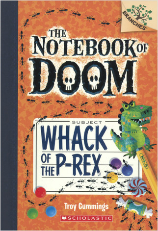 Cover: Whack Of The P-Rex