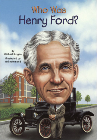 Cover: Who Was Henry Ford?