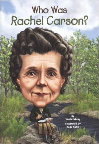 Cover: Who Was Rachel Carson?