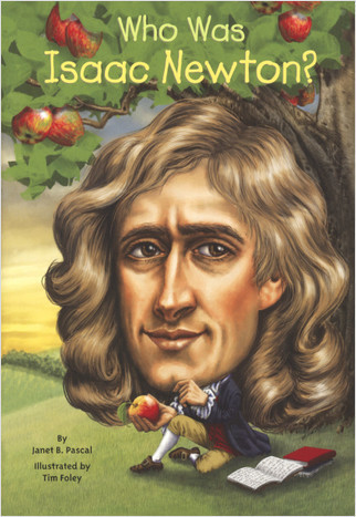 Cover: Who Was Isaac Newton?