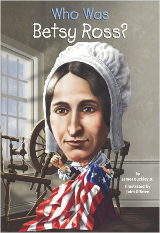 Cover: Who Was Betsy Ross?