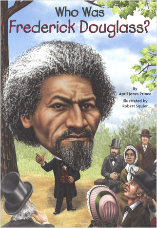 Cover: Who Was Frederick Douglass?